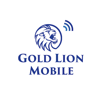 Logo Gold Lion Mobile